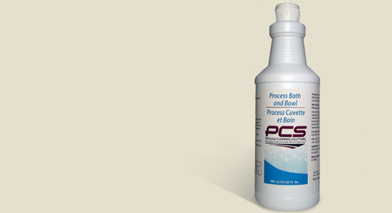 PCS Bowl & Bath Cleaner