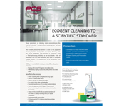 ECOgent Scientific Standard