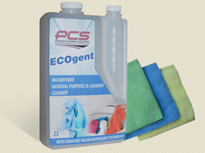 ECOgent Microfibre General Purpose and Laundry Cleaner