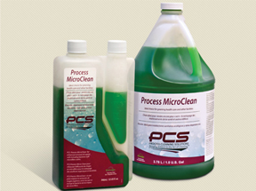 PCS MicroClean Hard Surface Cleaner