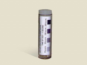 Chlorine Test Strips